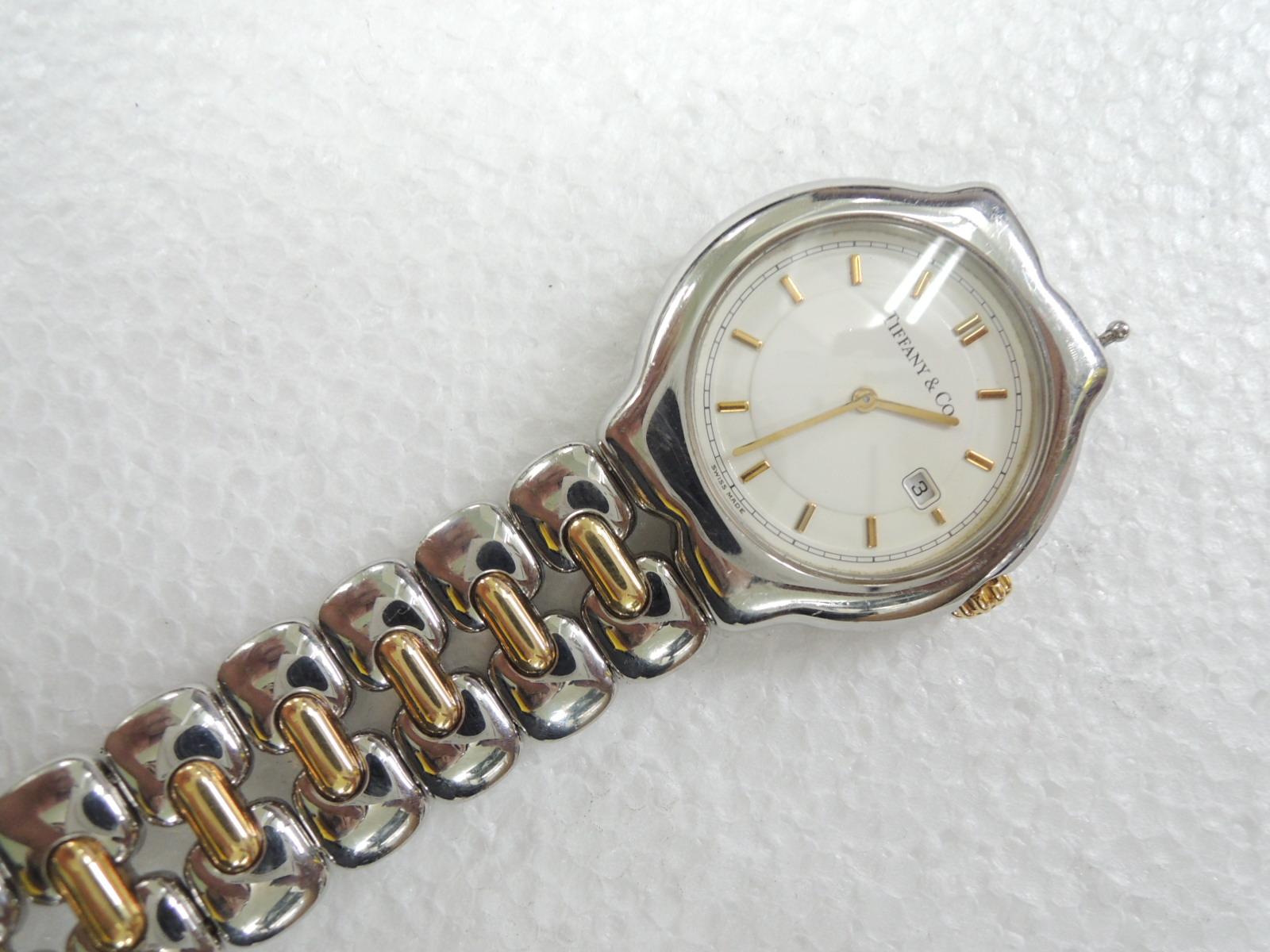 66a6a209e9 ティファニーの時計修理 | 時計修理 リペア Watch事業部
