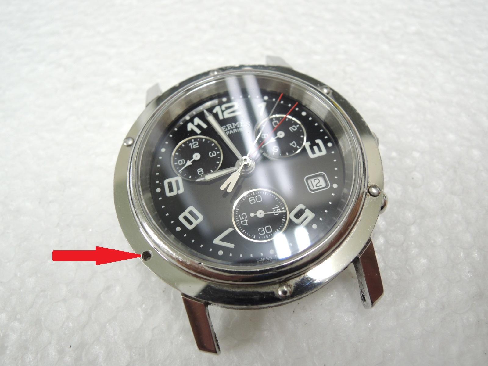 9adfcabba6 エルメスの時計修理 | 時計修理 リペア Watch事業部